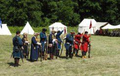 Więcej o: Uroczystości poświęcenia chorągwi Mikołaja Gniewosza oraz inscenizacja Bitwy pod Zborowem 1649 roku