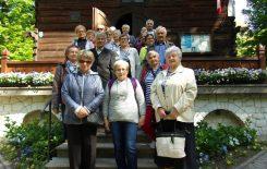 Więcej o: Seniorzy Gminy Gniewoszów znów zwiedzają