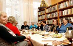 Więcej o: Tłusty czwartek w Klubie Seniora