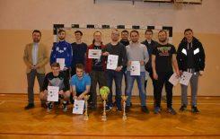 Więcej o: Turniej Piłki Halowej o Puchar Wójta Gminy Gniewoszów