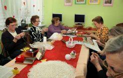 Więcej o: Szydełkowe cuda Pań z Klubu Seniora