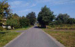 Więcej o: Zakończenie przebudowy drogi w Zwoli