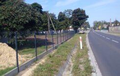 Więcej o: Nowe ogrodzenie przy PSP w Wysokim Kole